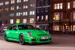 Green GT3RS