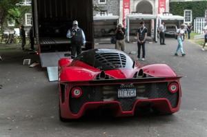 Ferrari P4/5.